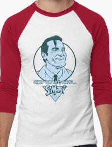 Ash from Evil Dead blue Men's Baseball ¾ T-Shirt