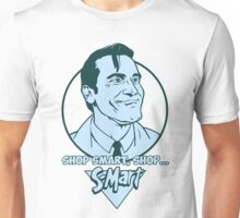 Ash from Evil Dead blue Unisex T-Shirt