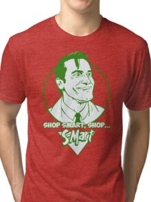 Ash from Evil Dead green Tri-blend T-Shirt