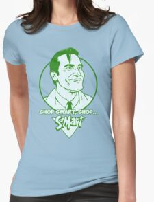 Ash from Evil Dead green Womens Fitted T-Shirt