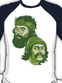Cheech and Chong green T-Shirt