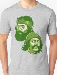 Cheech and Chong green T-Shirt