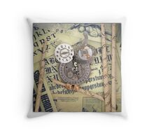 Lil ticker two Throw Pillow