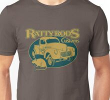 Ratty Rods Customs Unisex T-Shirt