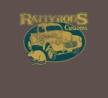 Ratty Rods Customs - vintage Unisex T-Shirt