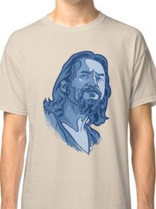 The Dude blue Classic T-Shirt