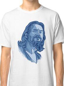 The Dude blue Classic T-Shirt