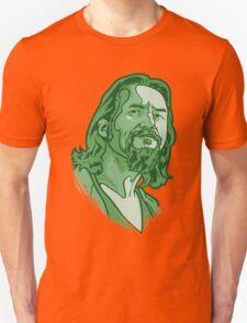 The Dude green T-Shirt