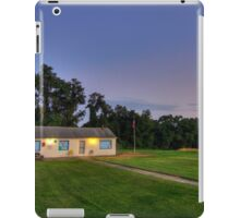 Sunset Monroeville Airport P.A Dawn of the Dead Location IMG 0919 iPad Case/Skin
