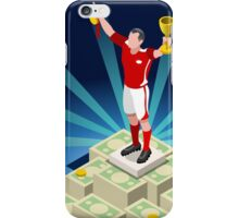 Football Champion Epic Moments iPhone Case/Skin