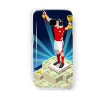Football Champion Epic Moments Samsung Galaxy Case/Skin