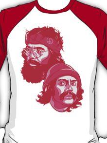 Cheech and Chong pink T-Shirt