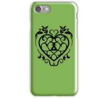 Legend of Zelda Inspired Heart Container iPhone Case/Skin