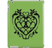 Legend of Zelda Inspired Heart Container iPad Case/Skin