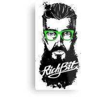 RichBit. Hipster Metal Print