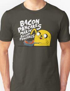 Jake - Adventure Time - Pancakes T-Shirt