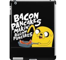 Jake - Adventure Time - Pancakes iPad Case/Skin