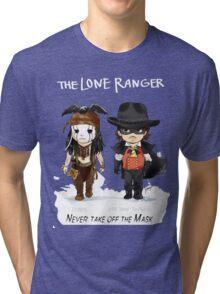 the Lone Ranger Tri-blend T-Shirt