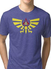 Brotherhood of the the Ocarina Tri-blend T-Shirt