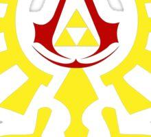 Brotherhood of the the Ocarina Sticker