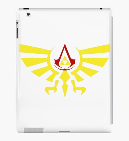 Brotherhood of the the Ocarina iPad Case/Skin