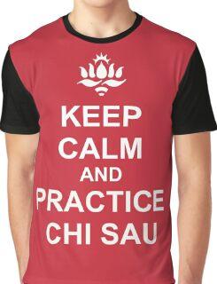 Chi Sau (Sticky Hands) Graphic T-Shirt