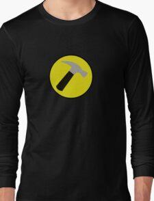 Instant Captain Hammer Costume Long Sleeve T-Shirt