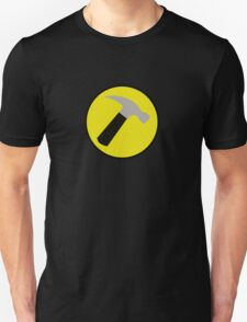 Instant Captain Hammer Costume T-Shirt