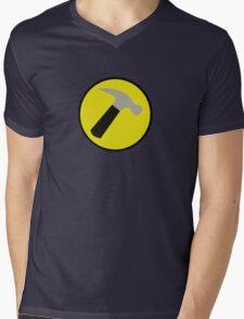 Instant Captain Hammer Costume Mens V-Neck T-Shirt
