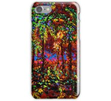 Sunbeam by Florida Artist John E Metcalfe iPhone Case/Skin