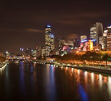 Melbourne by Razorgrass
