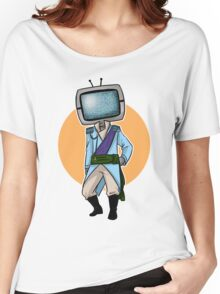 Saga - Prince Robot IV Women's Relaxed Fit T-Shirt