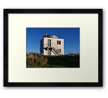 Blyth Battery Framed Print