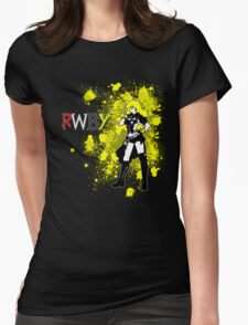 RWBY- Yang Xiao Long Womens Fitted T-Shirt
