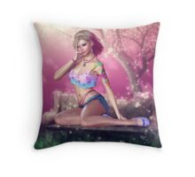 Sweet Reverie Throw Pillow