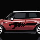 Thundercat mini cooper by Robert  Taylor