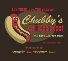 Chubby's Chili Dog Depot - Tucker and Dale by robotrobotROBOT