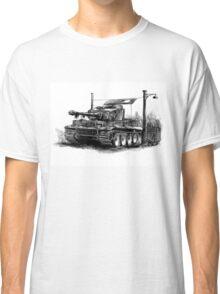Tiger Heavy Tank Classic T-Shirt