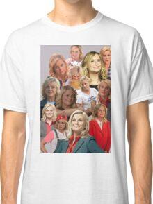 Leslie Knope Tile Classic T-Shirt