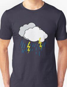 Cartoon Clouds T-Shirt