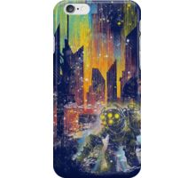 leaving rapture iPhone Case/Skin