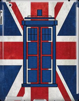 Dr Who -  Impasto Jack Tardis by eyevoodoo