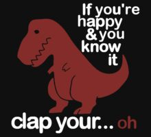 If you're happy and you know it.. by funprints