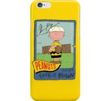 Peanuts iPhone Case/Skin