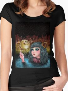 Winya No. 28 Women's Fitted Scoop T-Shirt