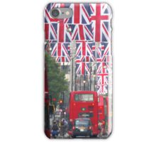 Getting ready for the Queen's Diamond Jubilee iPhone Case/Skin