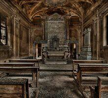 Palazzo de L. dei Conti M. e la chiesetta di S.A. by MrStoof