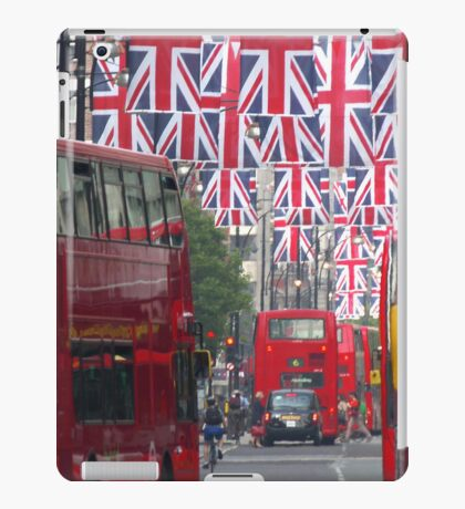 Getting ready for the Queen's Diamond Jubilee iPad Case/Skin