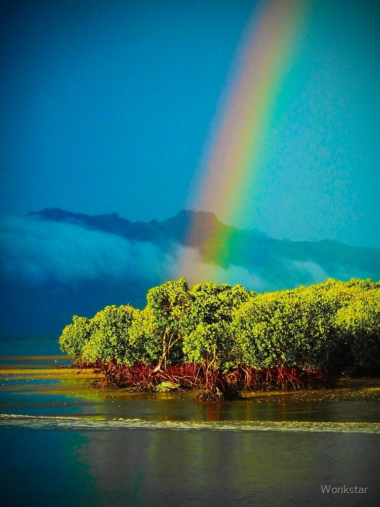 Fiji Rainbow by Wonkstar