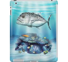 Coral Sea GT iPad Case/Skin